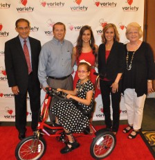 Variety – the Children's Charity of Georgia believe that every child deserves the opportunity to live, laugh and learn.