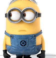When the World Needs a Hero, It Calls…the Minions!