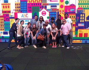 Young Variety NY Volunteering at ABC