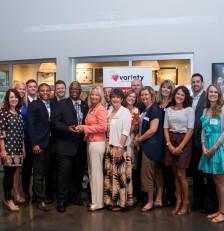 Variety of Kansas City, 2014 Gold Heart Award recipient serving the Heart of America