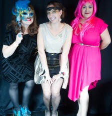 Young Variety's Capitol Couture Masquerade Ball at Cocoa Moon