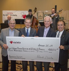 A momentous year for Variety – the Children's Charity of Florida