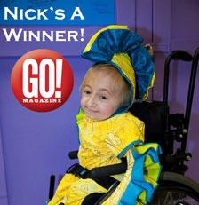 Nick Wins Big