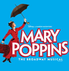 """SEVENTH ANNUAL PRODUCTION BY VARIETY CHILDREN'S THEATRE TO FEATURE """"MARY POPPINS"""" AT TOUHILL IN OCTOBER"""