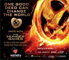 """Unite with Lionsgate's """"The Hunger Games: Mockingjay – Part 2"""""""